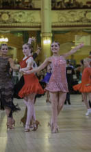 ACS dance Centre Blackpool Grand Finals Photo